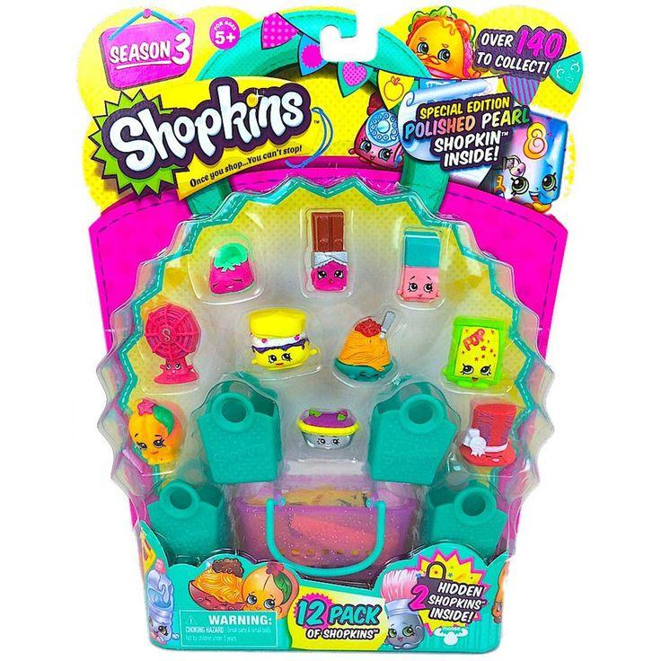 Shopkins Season 3 12 Pack Set 31