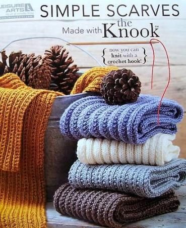 Everyday Life at Leisure: Free Knook Pattern for the Holidays