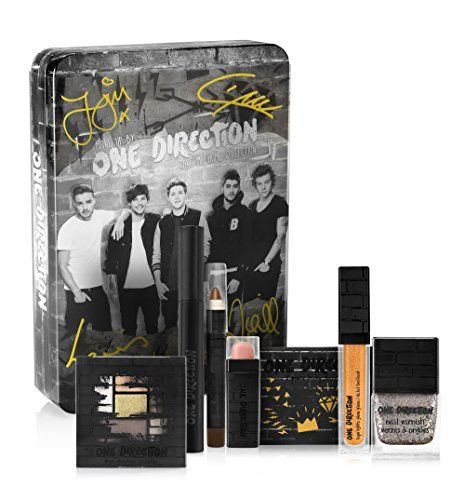 Makeup by One Direction Take Me Home Beauty Collection, 16 Count, from Price: $26.39 http://astore.amazon.com/1dstore-20/detail/B00NRTIZXU