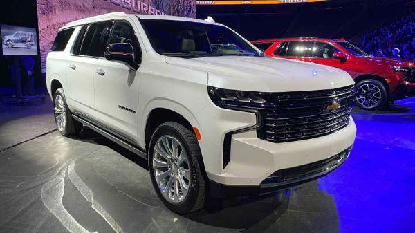 2020 Chevrolet Tahoe In 2020 Chevrolet Suburban Chevrolet