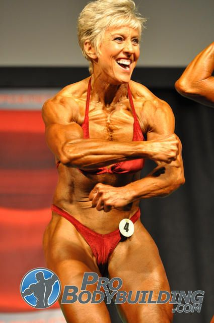 senior women bodybuilders