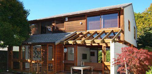Millbank Lane. Family House. Peter Beaven.   Christchurch Modern