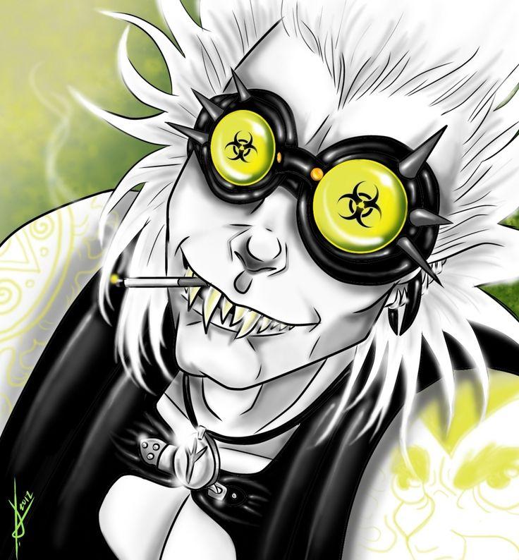 Biohazard demon!!!