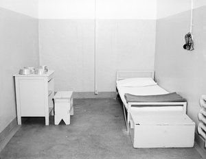 How Solitary Confinement Became Hardwired In U.S. Prisons