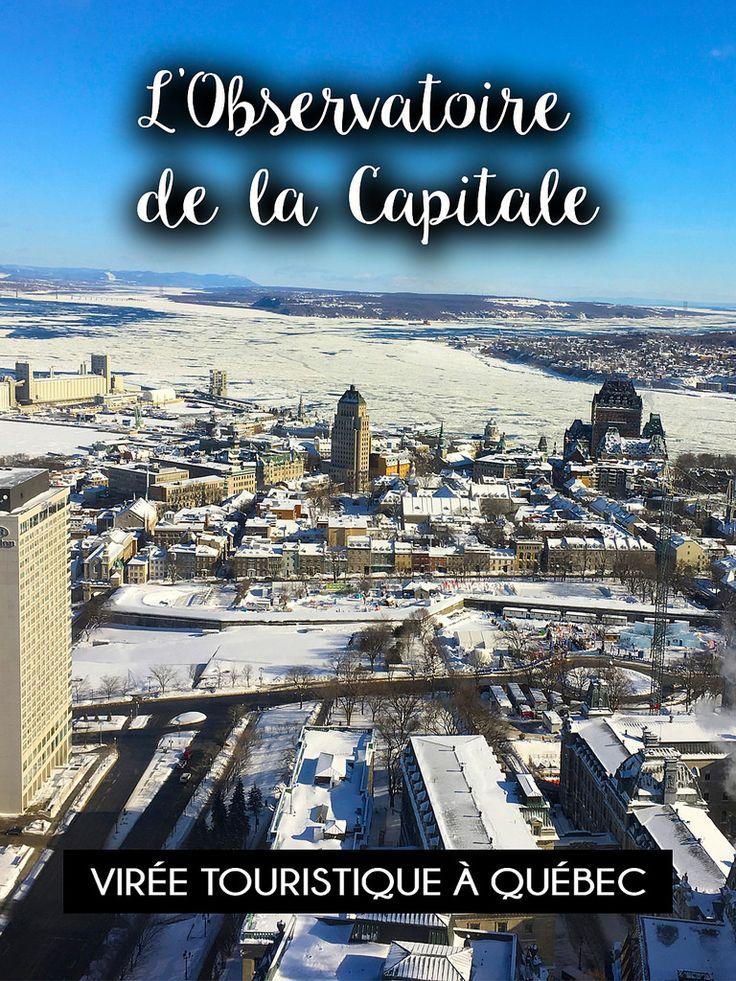 La ville de Québec regorge d'activités touristiques hivernales, mais pour les frileux, il n'est pas toujours facile de quitter le douillet confort résidentiel lorsque l'hiver bat son plein au Québec. #Quebec #Canada #travel #voyage #backpack #winter #hiver