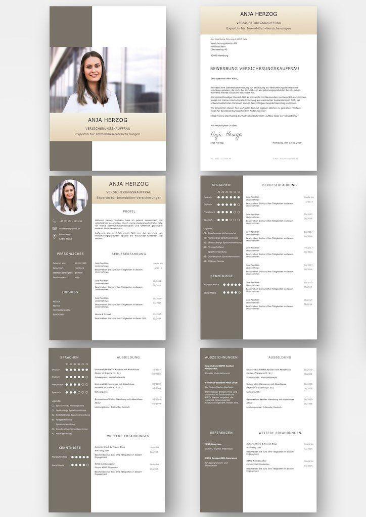 Lebenslaufvorlage Als Download Word Pages Highlights 6 Seiten Unterstutzt Europaischen Referen Lebenslaufvorlage Lebenslauf Design Vorlage Berufserfahrung