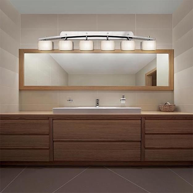 36 Perfect Contemporary Bathroom Vanity Lights Ideas