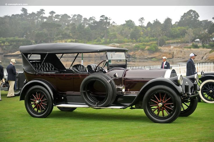pierce arrow | 1915 Pierce-Arrow Model 66-A news, pictures, specifications, and …