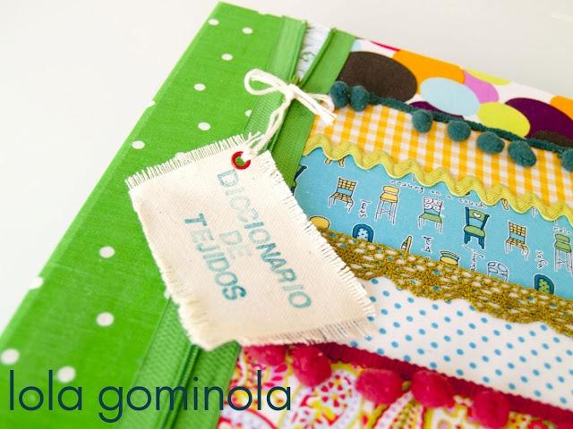 Lola Gominola: Carpeta de anillas