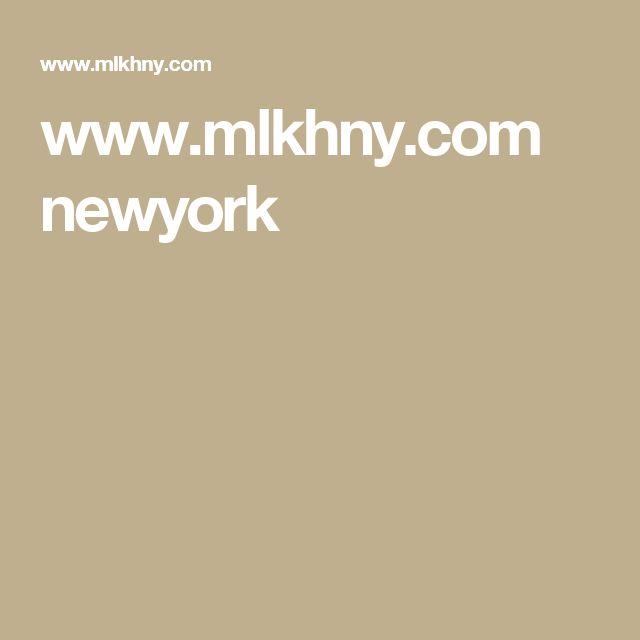 www.mlkhny.com newyork