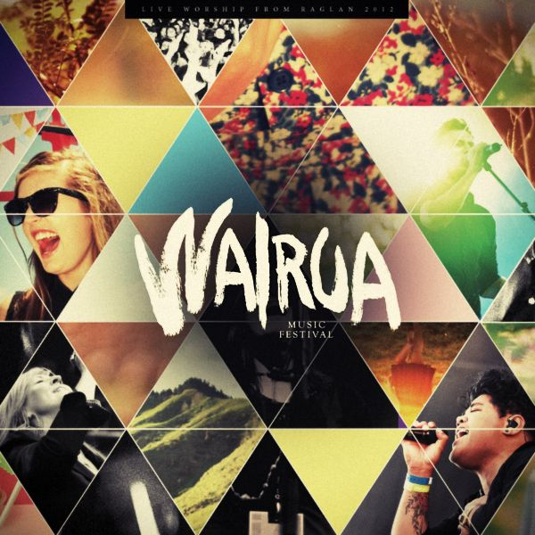 Wairua NZ Music Festival by Number Ninety Two Studio , via Behance