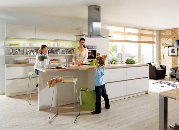 17 Best images about cocinas on Pinterest Contemporary kitchens - kleine küchenzeile mit elektrogeräten