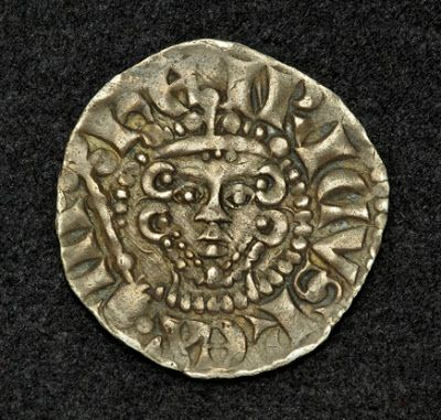 English coins Silver Long-Cross Penny of King Henry III. (Class 5c)   British and old English coins Silver Long-Cross Penny of King Henry III. Coins of the UK, Great Britain Coins, British coins, English Coinage, Long Cross Pennies.