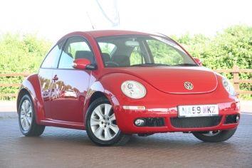 Volkswagen Beetle 1.4 Luna 3dr £8,499