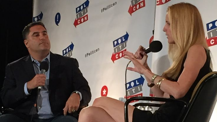 """Cenk Uygur VS Ann Coulter at Politicon 2015 