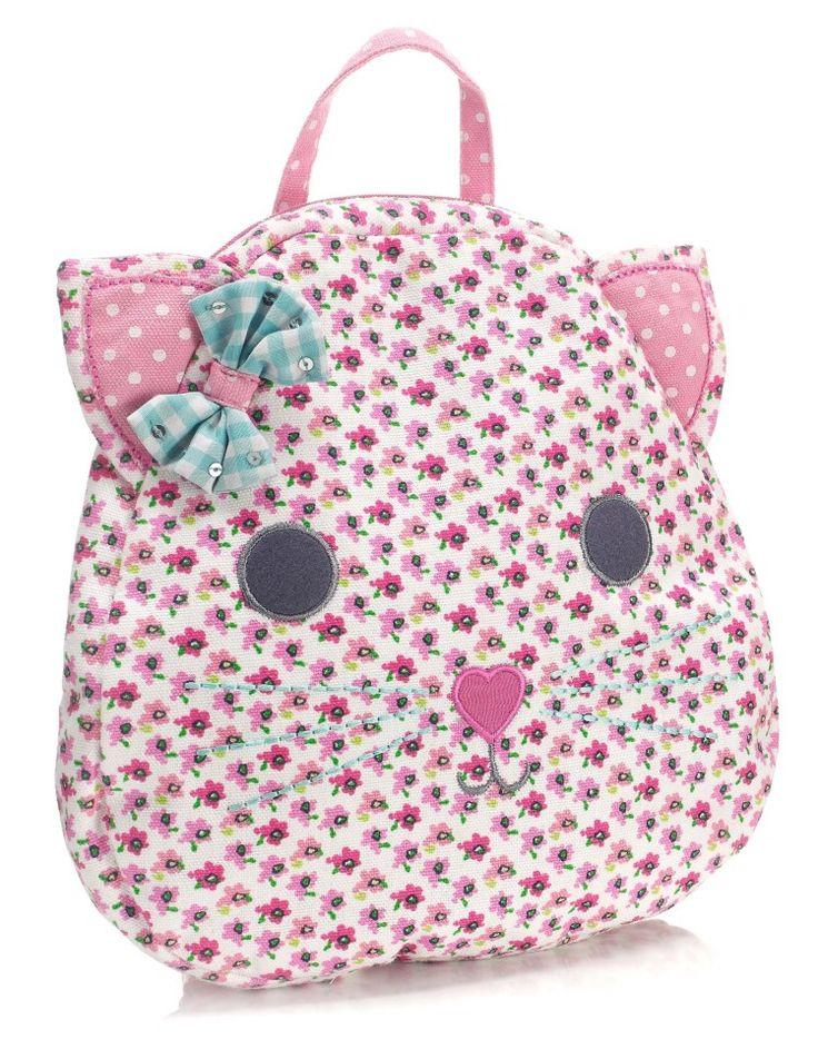 Esta semana, nuestro favorito se lo dedicamos a los más peques! ¿No es ideal esta mochila de tela para guardar sus cositas? :)