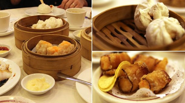 Dim sum for Chinese New Year - should make it since I am going to be doing a wealth ritual/ceremony this year on Chinese New years