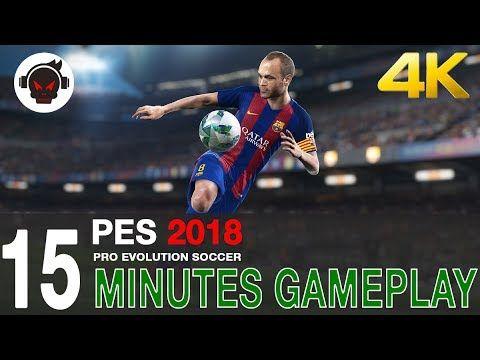[Video] PES 2018 (Pro Evolution Soccer)  Atletico Madrid vs Liverpool Demo #Playstation4 #PS4 #Sony #videogames #playstation #gamer #games #gaming