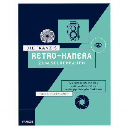 Franzis Die Franzis Retro-Kamera zum Selberbauen online kaufen ➜ Bestellen Sie Die Franzis Retro-Kamera zum Selberbauen für nur 29,95€ im design3000.de Online Shop - versandkostenfreie Lieferung ab €!