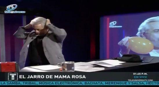 Juan La Mur Llorando Ante La Derrota Del Licey A Las Aguilas Cibaeñas