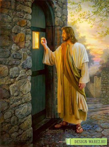 картинки красивые картинки иисус христос стучит в двери христос восрес
