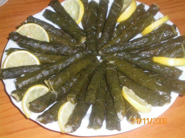 Ozlediginiz Turk yemekleri