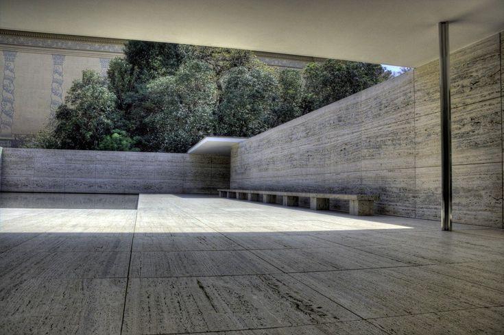 Galería de Clásicos de Arquitectura: El Pabellón Alemán / Mies Van der Rohe - 20
