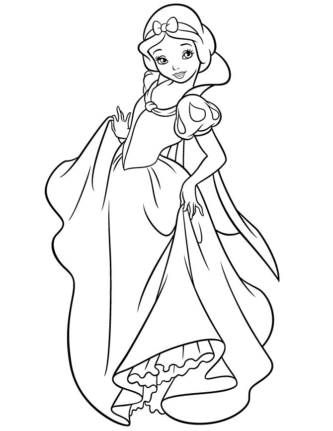 Best 25 Snow White Drawing Ideas That You Will Like On