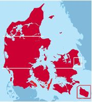 Quick Guide for the 500 Camping Sites in Denmark
