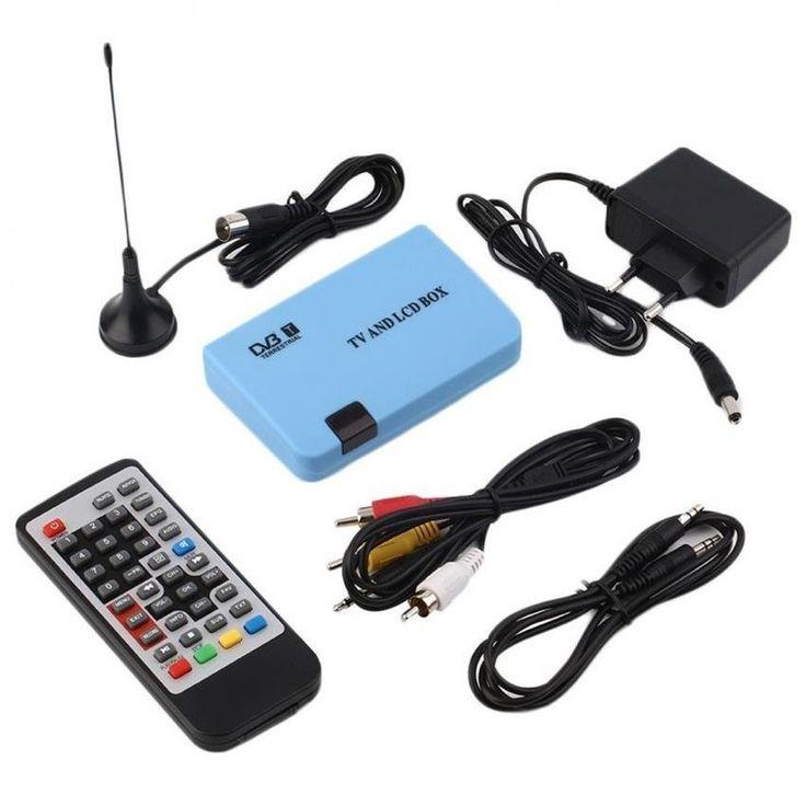 รีวิว สินค้า Digital TV Box LCD VGA/AV Tuner DVB-T Receiver Digital Terrestrial Receiver Set-top Box ☛ ซื้อเลยตอนนี้ Digital TV Box LCD VGA/AV Tuner DVB-T Receiver Digital Terrestrial Receiver Set-top Box คะแนนช้อปปิ้ง | shopDigital TV Box LCD VGA/AV Tuner DVB-T Receiver Digital Terrestrial Receiver Set-top Box  รายละเอียด : http://online.thprice.us/NwBOP    คุณกำลังต้องการ Digital TV Box LCD VGA/AV Tuner DVB-T Receiver Digital Terrestrial Receiver Set-top Box เพื่อช่วยแก้ไขปัญหา…