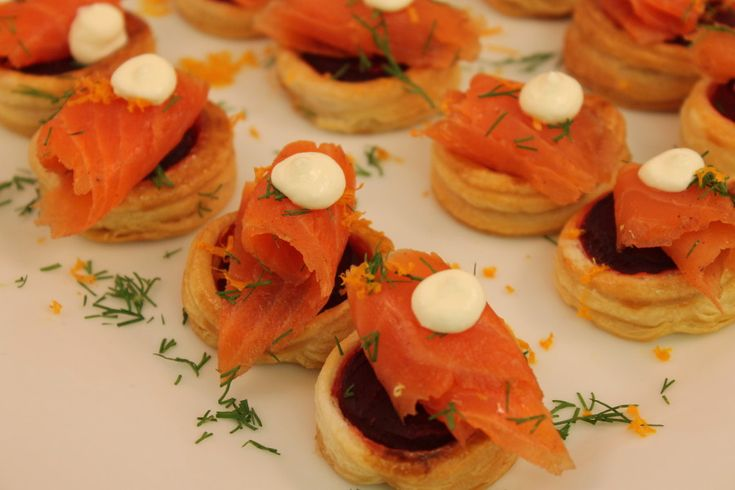 58 best smoked trout salmon canape recipes images on for Smoked trout canape
