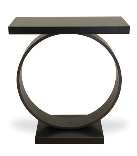 The Polo Table  Industrial, MidCentury  Modern, Metal, Stone, Console Table by Soane Britain (=)