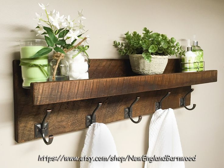 This Beautiful Rustic Country Farmhouse Shelf Would Be A Great Addition  Almost Any Room In Your