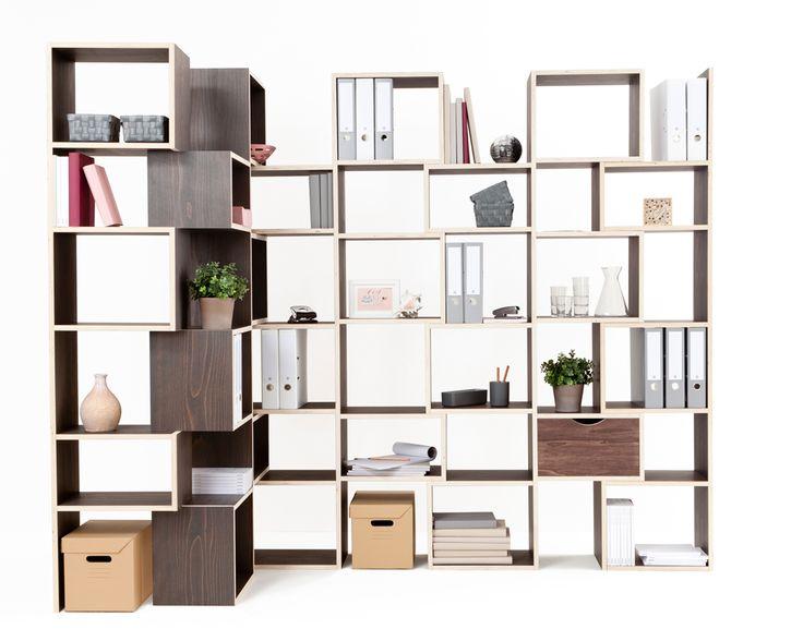 WOOM Design - Unieke design kantoor kasten op maat.