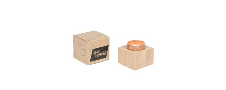 Kaarshouder MINI  (In beperkte oplage van 10) Varianten mini, medium & large: inclusief verpakking.