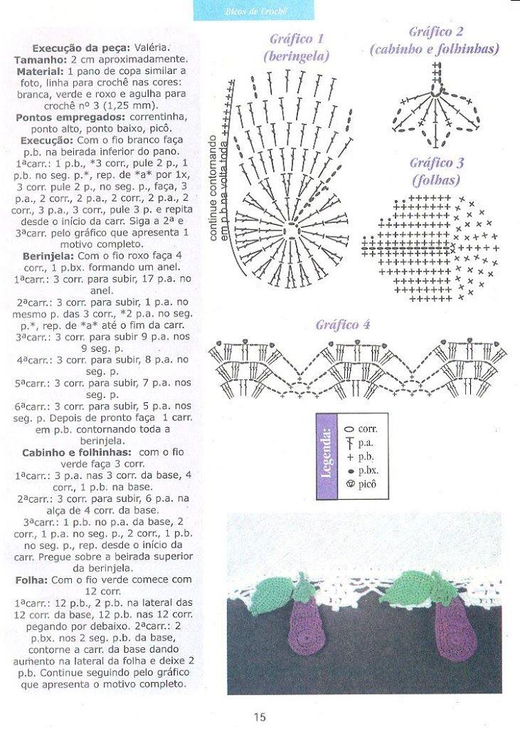 Crochet doilies from web - Barbara H. - Álbumes web de ...