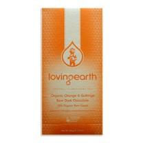 Loving Earth - Raw Organic Dark Chocolate