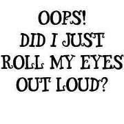 Yes, I have this talent!: Laughing, Quotes, Giggl, Funny, Guilty, Things, Rolls, Oop, Eye