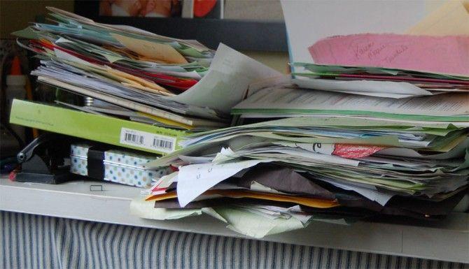 Büroorganisation - So klappts mit dem Papierkram