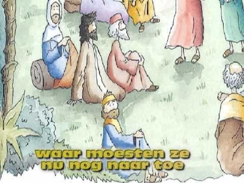 hij leeft (Maria kwam bij het graf)