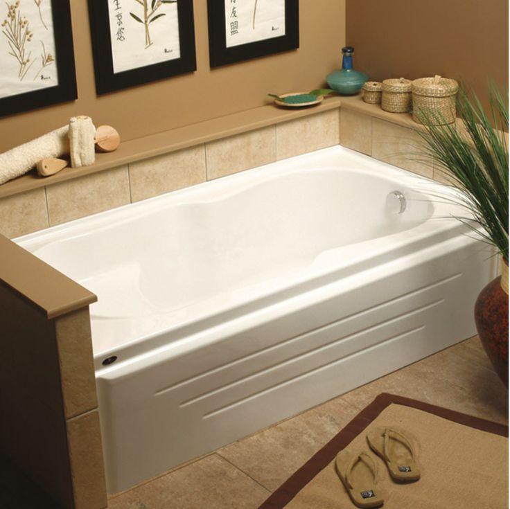 Asian Style Bathroom With Produits Neptuneu0027s Modern Bathtub / Sara + Laura  Collection