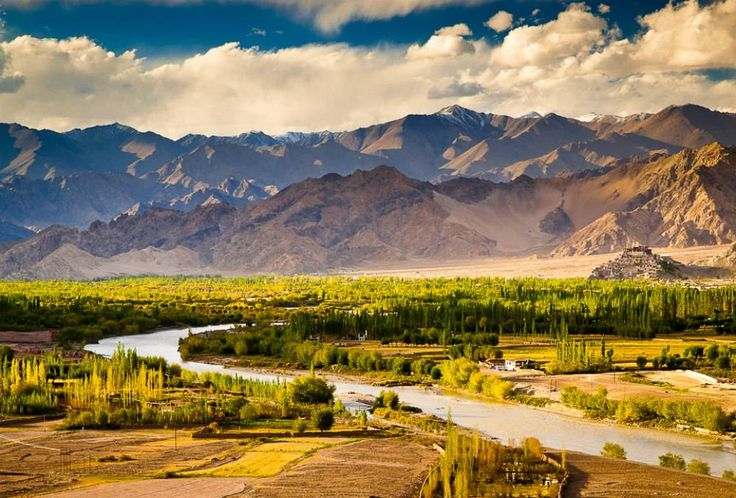 Ladakh, lying on the northern tip of India's frontiers, is truly unparalleled in its majestic beauty. Terrifying mountain passes, thin air, ...