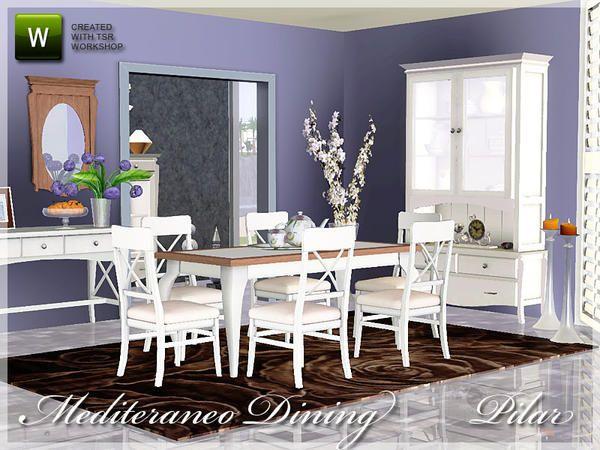 Pilars Mediterraneo Dining Room