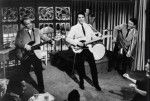 """Scene still from MGM's """"Girl Happy"""" (1965), starring Elvis Presley.  