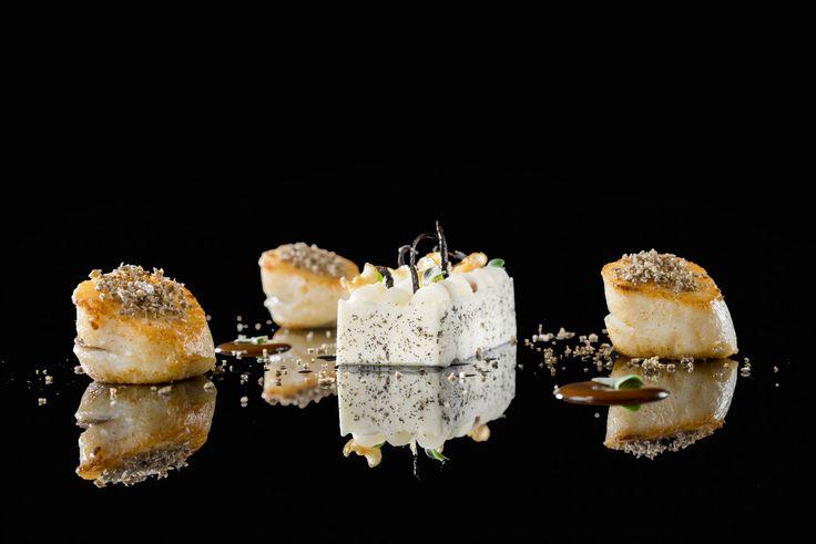 Le Chocolat #Restaurant La #Rotonde - Hôtel de charme Lac d'Annecy - Les #Trésoms