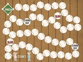Free! K & G Artic baseball!! Cards & gameboard thanks to littlespeechcorner!  More sounds to come.