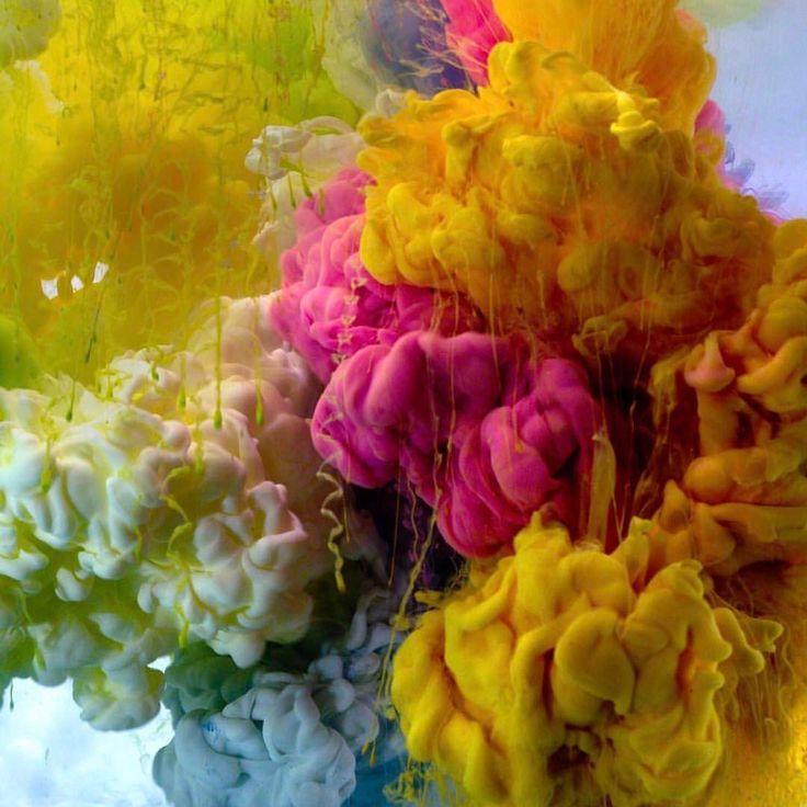 "5,156 Likes, 40 Comments - Kelly Wearstler (@kellywearstler) on Instagram: ""Smoke and mirrors. Xk #inspiration #color 📸: @kimkeever.art via @artsy"""