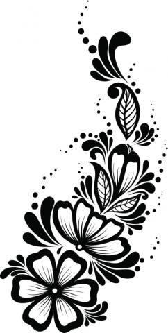 pantillas de tatuajes de henna