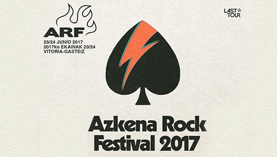 Azkena Rock Festival 2017: 23RD & 24TH June  Last year 18.000 people rocked up on the second and last day
