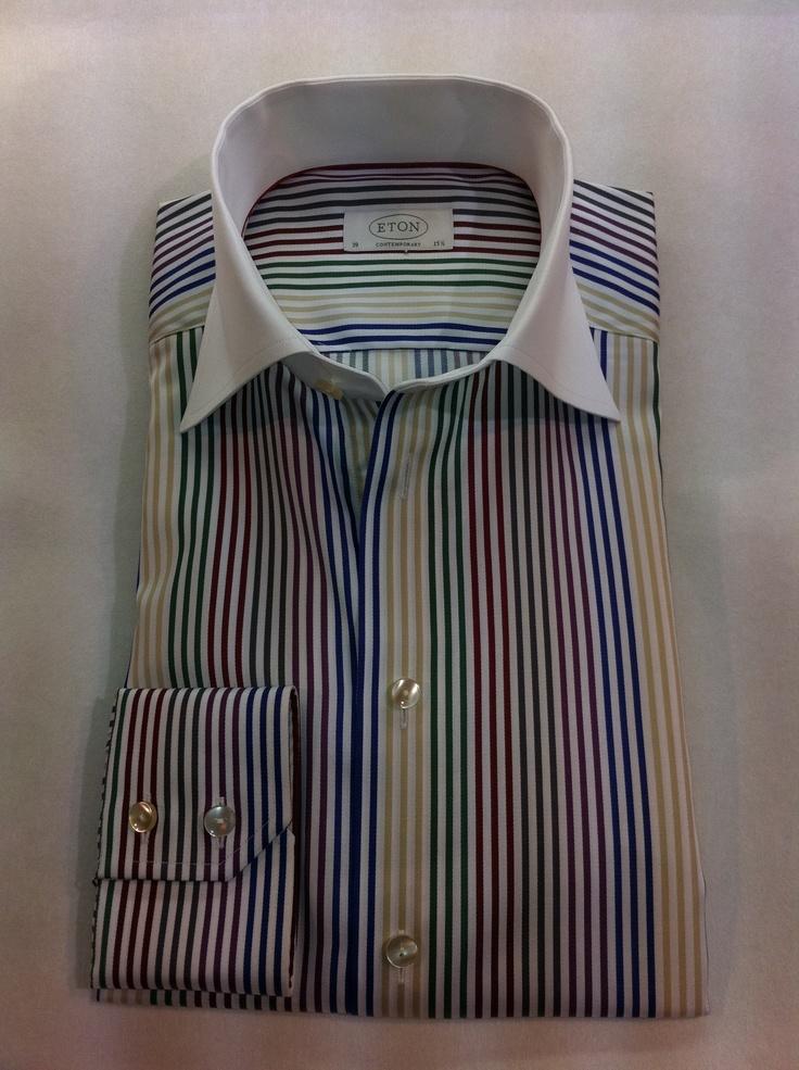 Nu de laatste hemden van Eton voor de halve prijs bij Hemdenonline.nl